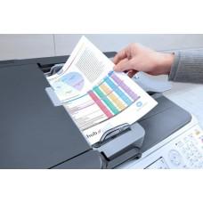 Цветная и ч/б печать документов, распечатка с флешки, напечатать файлы